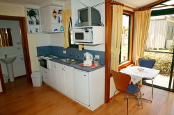 Cabins Kitchen